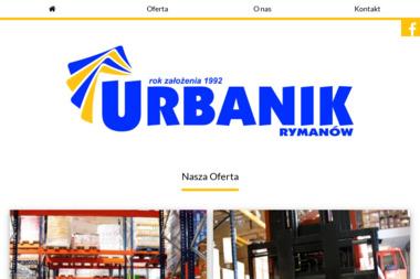 Firma Urbanik - Szwalnia Rymanów