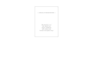 Ada.com.pl spółka z o.o. - Internet Żarów