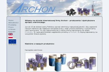 Archon Sp. z o.o. - Sprzedaż Maszyn Budowlanych Trzebinia