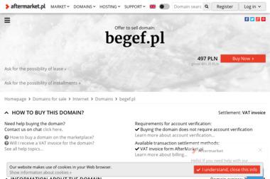 Przedsiębiorstwo Innowacyjno-Wytwórcze BeGeF Sp. Z o.o. - Motocykle Malbork