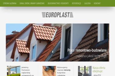 EUROPLAST - Dom z Pustaka Słupsk