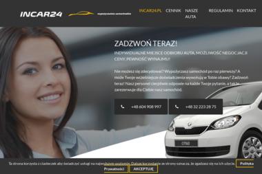 FHU INCAR - Wypożyczalnia samochodów Mysłowice