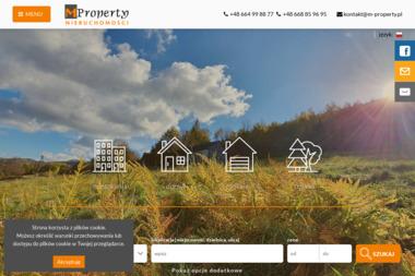 M-Property Biuro Nieruchomości - Agencja nieruchomości Limanowa