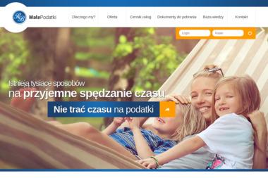 Biuro Rachunkowe Małe Podatki - Kancelaria Podatkowa Wrocław