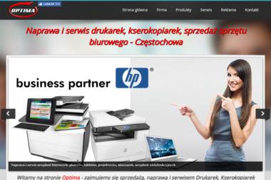 OPTIMA - Internet Częstochowa