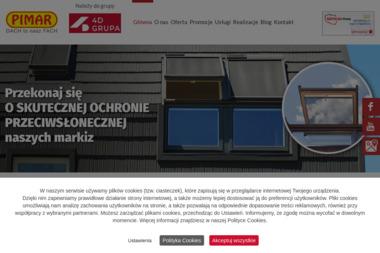 Pokrycia Dachowe - Dachówki Roben Poznań