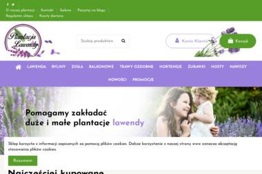 Plantacjalawendy - Producent Pelletu Chojno