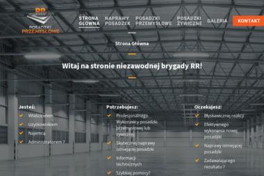 RR Naprawa Posadzek Przemysłowych Jakub Danek - Domy murowane Węgrzce Wielkie