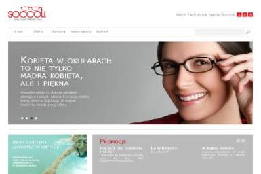 SOCCOLI GALERIA OPTYCZNA - Okulary i soczewki Wrocław