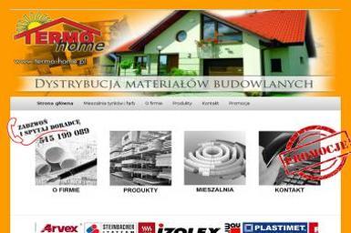 TERMO-HOME Mariusz Twarowski - Panele Fotowoltaiczne WIĄZOWNA