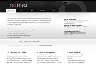 Biuro Rachunkowe NOMIA - Kredyt Szczecin