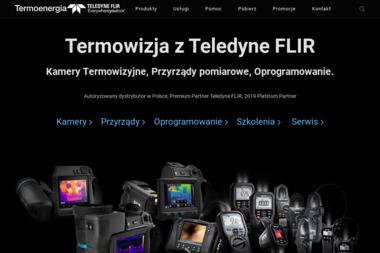 Termoenergia - Termowizja Warszawa