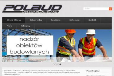 Przedsiębiorstwo Wielobranżowe POLBUD Grzegorz Woźniak - Firma remontowa Częstochowa
