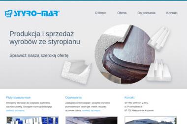 Styro-mar sp. z o.o. - Opakowania o Wysokiej Wytrzymałości Aleksandrów Kujawski