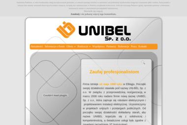 UNIBEL Sp.z o.o. - Ocieplanie Pianką PUR Elbląg