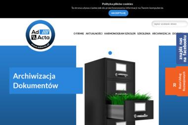 Przedsiębiorstwo Wielobranżowe Ad Acta Sp.z.o.o - Biuro Podatkowe Żory