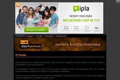 DARKOMUS Serwis Komputerowy - Internet Szamotuły
