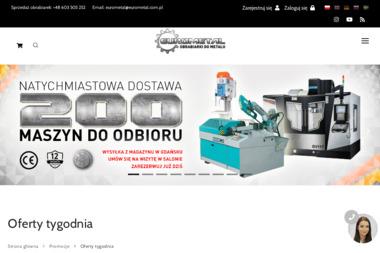 Eurometal Sp. z o.o - Dla przemysłu maszynowego Banino