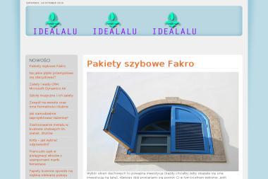 ALU-IDEAL sp. z o.o. - Montaż Konstrukcji Stalowych Gniewkowo