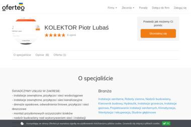 KOLEKTOR Piotr LubaÅ› - Ekipa budowlana Stalowa Wola