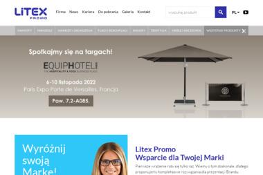 Litex ZPH - Wyposażenie sypialni Ostrów Wlkp
