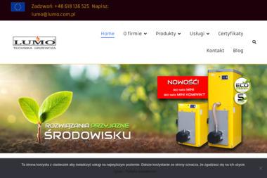 LUMO Technika Grzwcza Sp. z o.o. - Piece CO Mosina