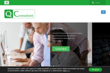 QConsultant - BHP, ppoż, bezpieczeństwo Węgrzce