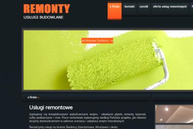 Www.remonty-entro.pl - Fundamenty ŚWIDNICA