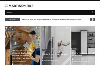 Firma Martino - Meble Sulechów