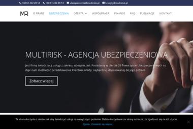 MultiRisk s.c. - Ubezpieczenie firmy Suchy Las