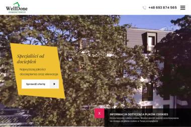 Well done - Wełna mineralna Gdynia