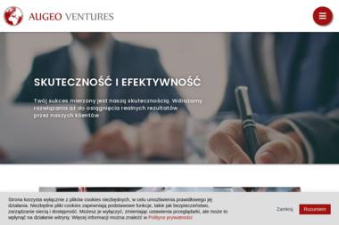 Augeo Ventures sp. z o.o. - Doradca finansowy Warszawa
