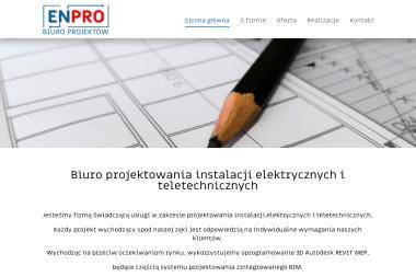 ENPRO - Dla energetyki i gazownictwa Warszawa