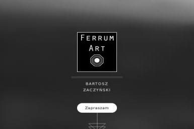 FERRUM ART P.H.U. PAULA - Ogrodnik GRANOWO
