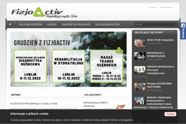 Fizjoactive-Centrum Rehabilitacji i masażu - Terapia uzależnień Warszawa