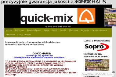 GOODHAUS - Firmy budowlane Nowa wieś lęborska