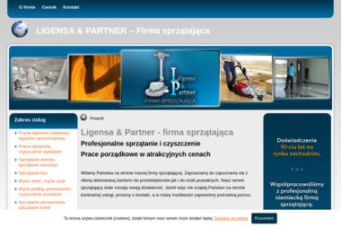 Ligensa &Partner - Zadaszenie Tarasu Kalety