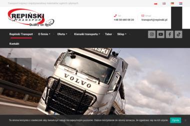 REPINSKI TRANSPORT - Transport KOSCIERZYNA
