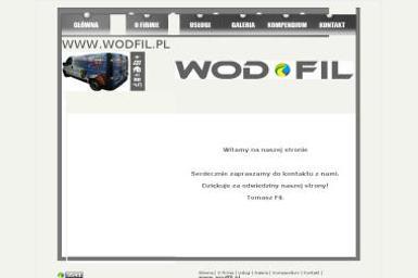 WOD FIL - Wentylacja i rekuperacja Tyczyn