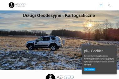 AZ-GEO Usługi Geodezyjne i Kartograficzne Rafał Zawadzki - Geodeta Bystrzyca Kłodzka