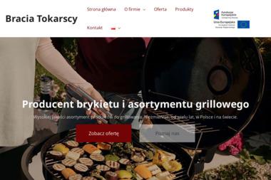 """Firma """"Bracia Tokarscy"""" - Węgiel Kamienny Dąbrowice / Opole"""