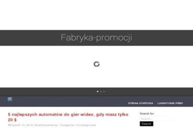Fabryka Promocji s.c. - Drukowanie Etykiet Warszawa