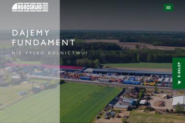 P.H. Agroskład W. Jabłoński J. Kaczuba - Styropian Ujazd