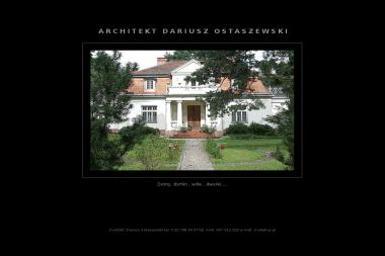 Studio Architektoniczne Dariusz Ostaszewski - Projekty domów Komorów