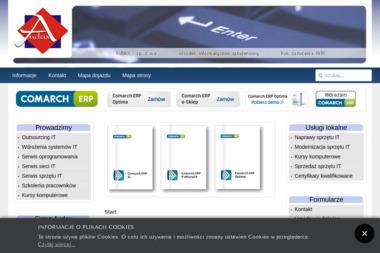 Ośrodek Informatyczno - Szkoleniowy Audax sp. z o.o. - Agencja interaktywna Tomaszów Mazowiecki