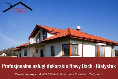Nowy dach s.c. d.birkos k.fulde - Źródła Energii Odnawialnej Bialystok