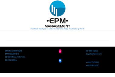 ZPHU EPM - Pompy ciepła Kalisz