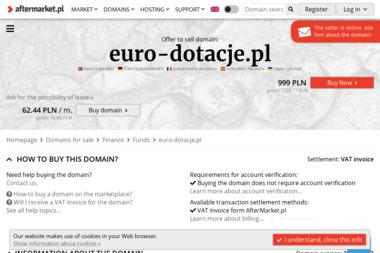 Www.euro-dotacje.pl - Pozyskiwanie Funduszy Unijnych Warszawa
