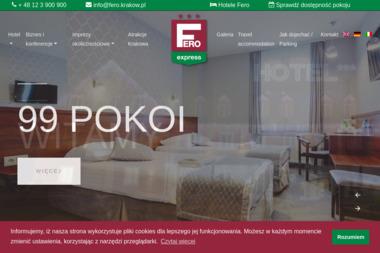 Hotel Fero Express*** - Cover Band Kraków