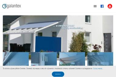 Galantex - Rolety zewn臋trzne Lubo艅